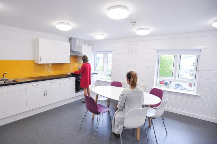 Kitchen, Worple Road, Epsom