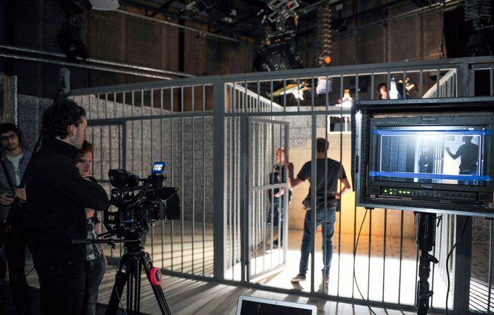Film Studios, UCA Farnham