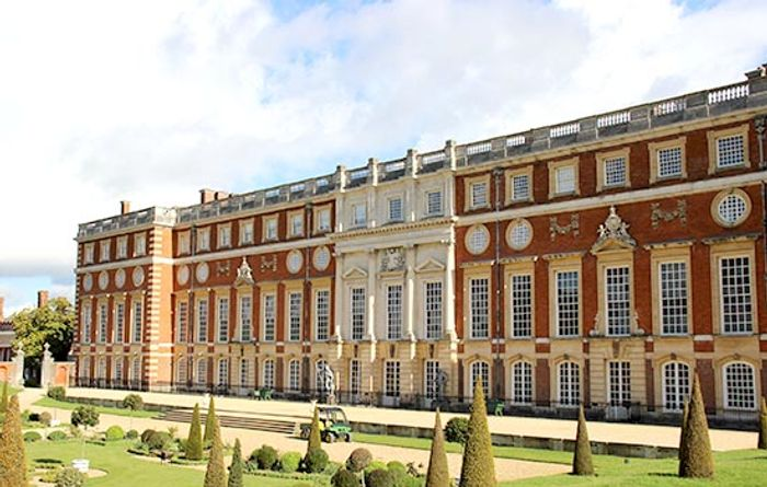 Royal School of Needlework at Hampton Court Palace