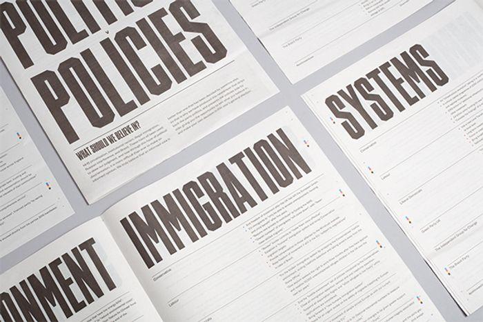 Politica vs Policies © Rory Stiff and Casey Highfield