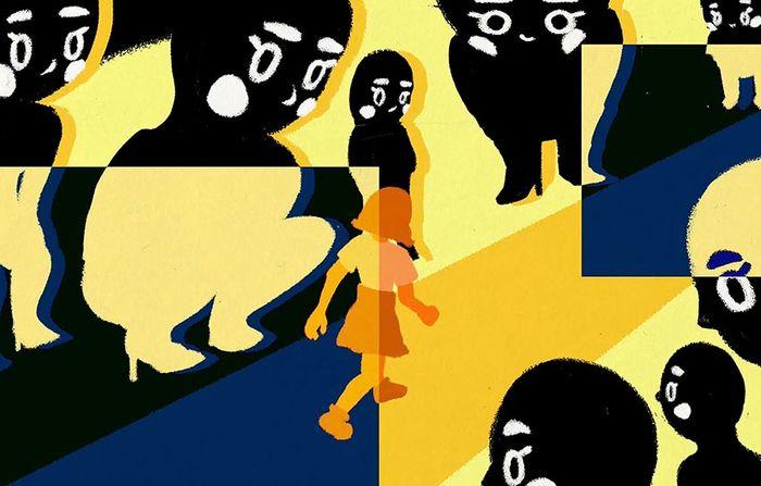 Hannah Faye Johnson, BA (Hons) Animation, UCA Farnham