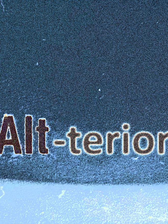 Alt-terior exhibition image
