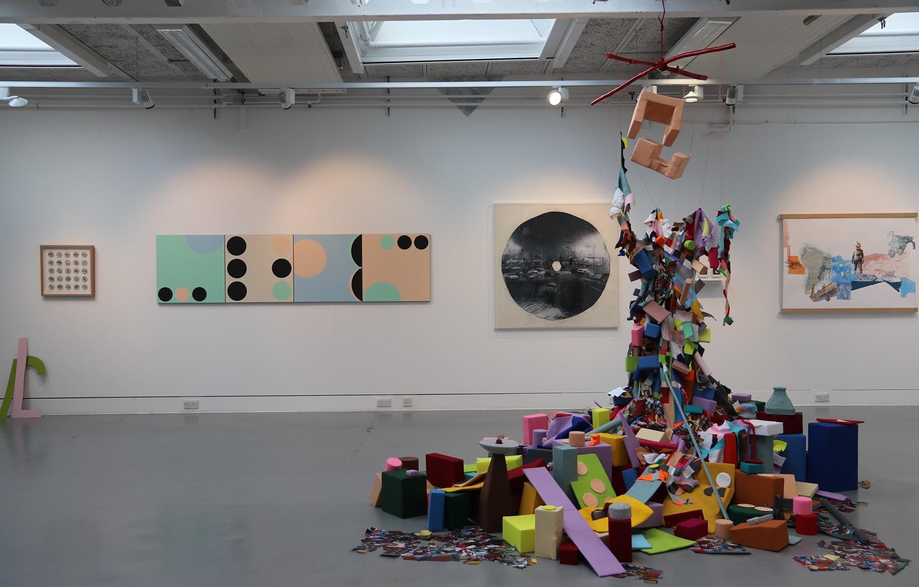 After Bauhaus, Herbert Read Gallery, UCA Canterbury