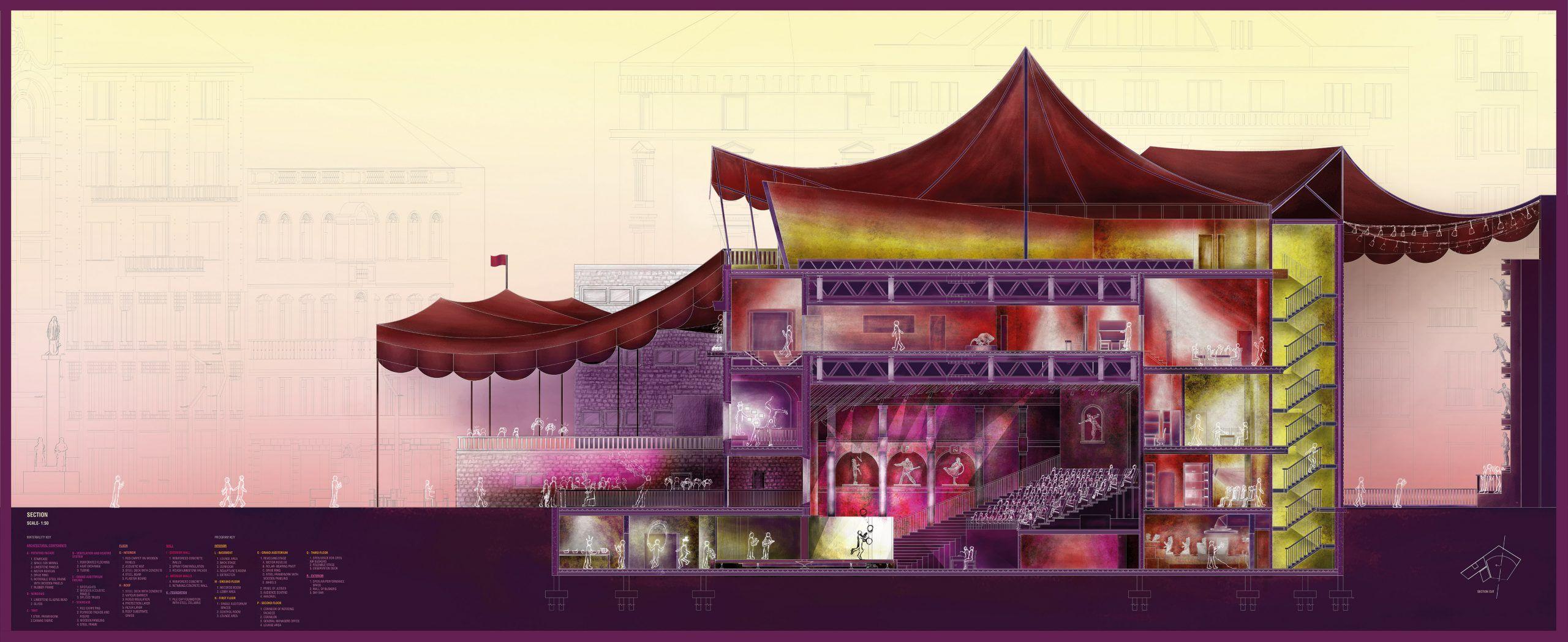 Keerthigan Thavaseelan BA Hons Architecture UCA Canterbury