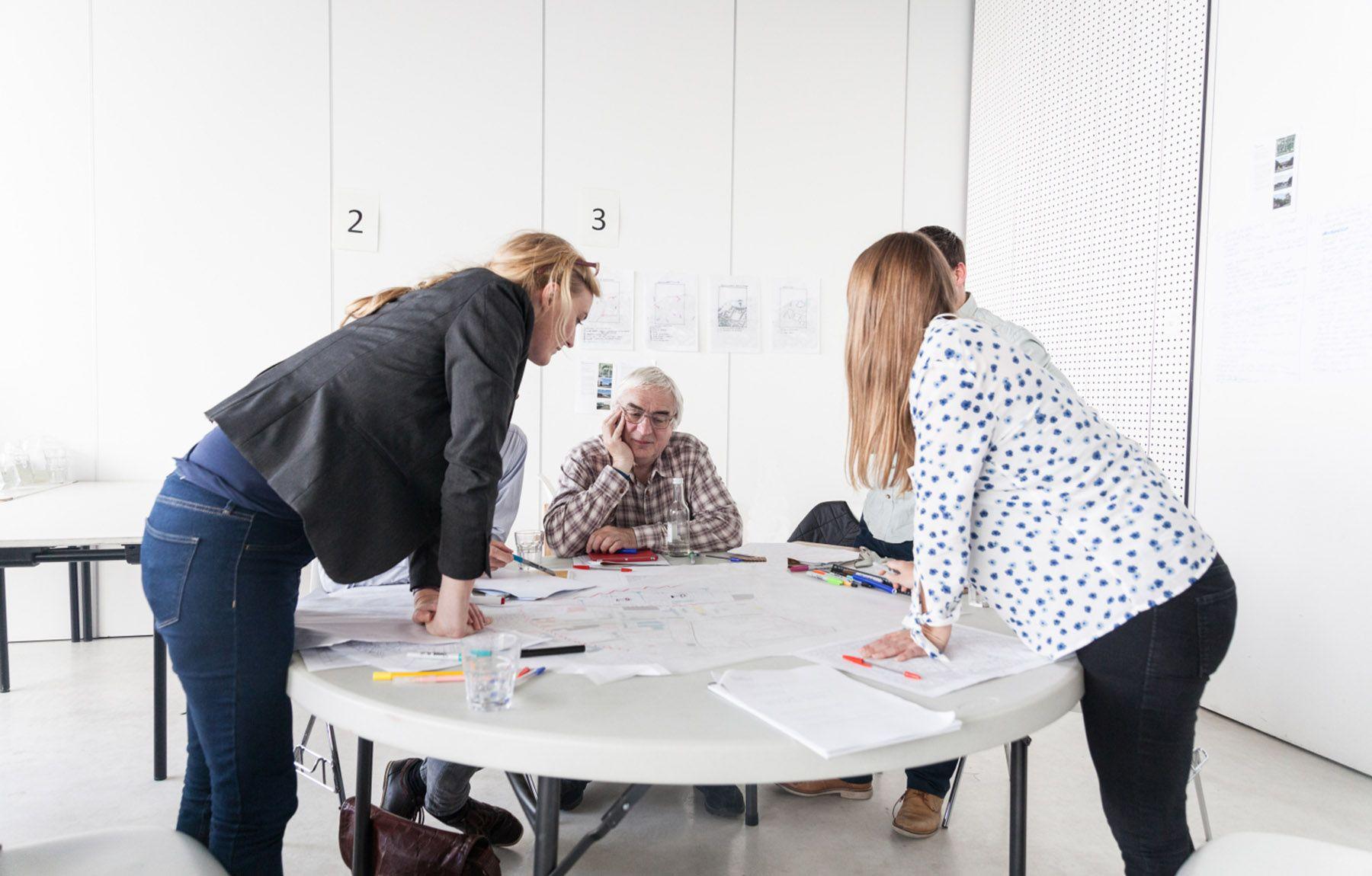 Professional Practice Architecture