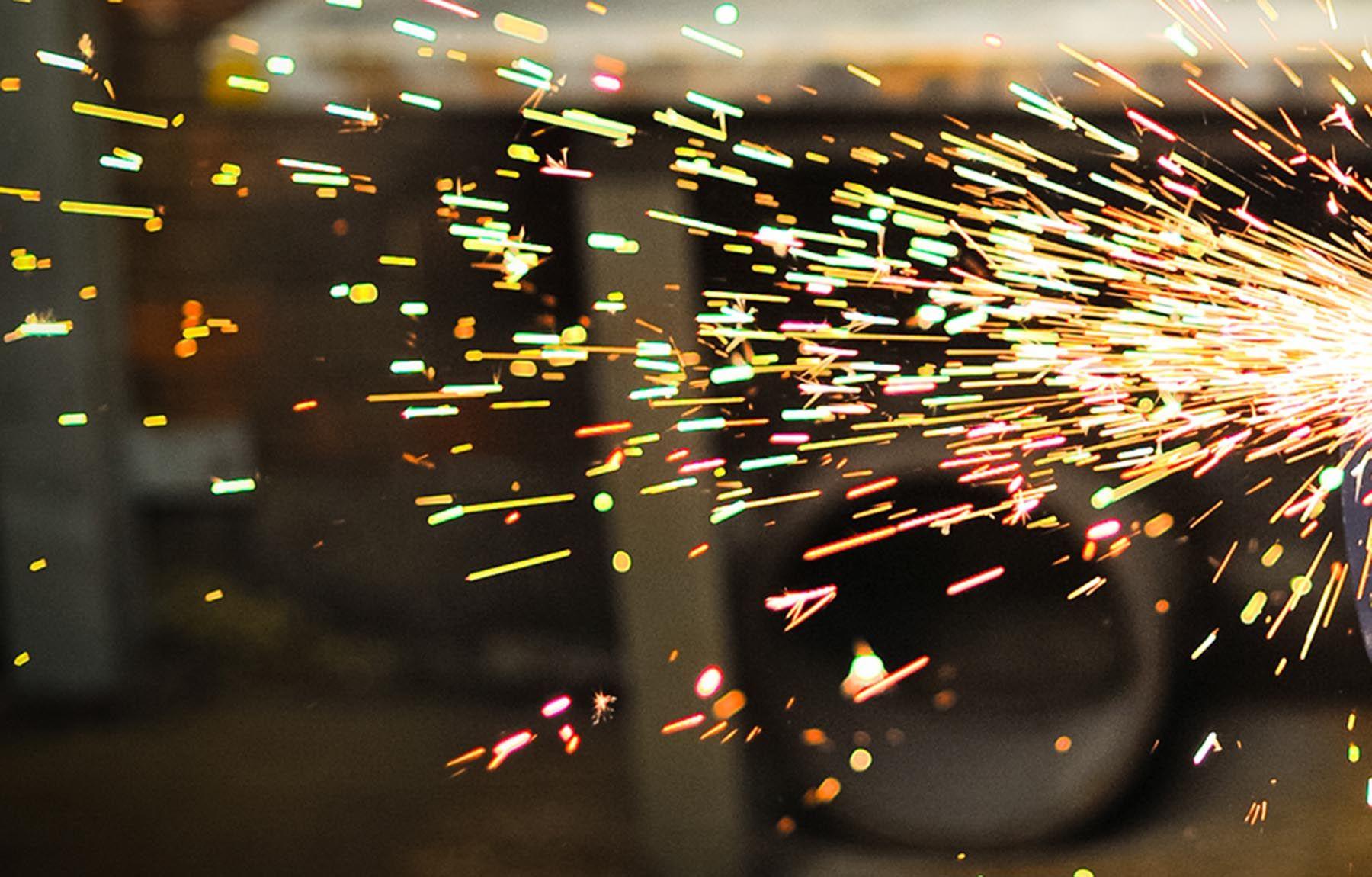 Sparks, UCA Farnham