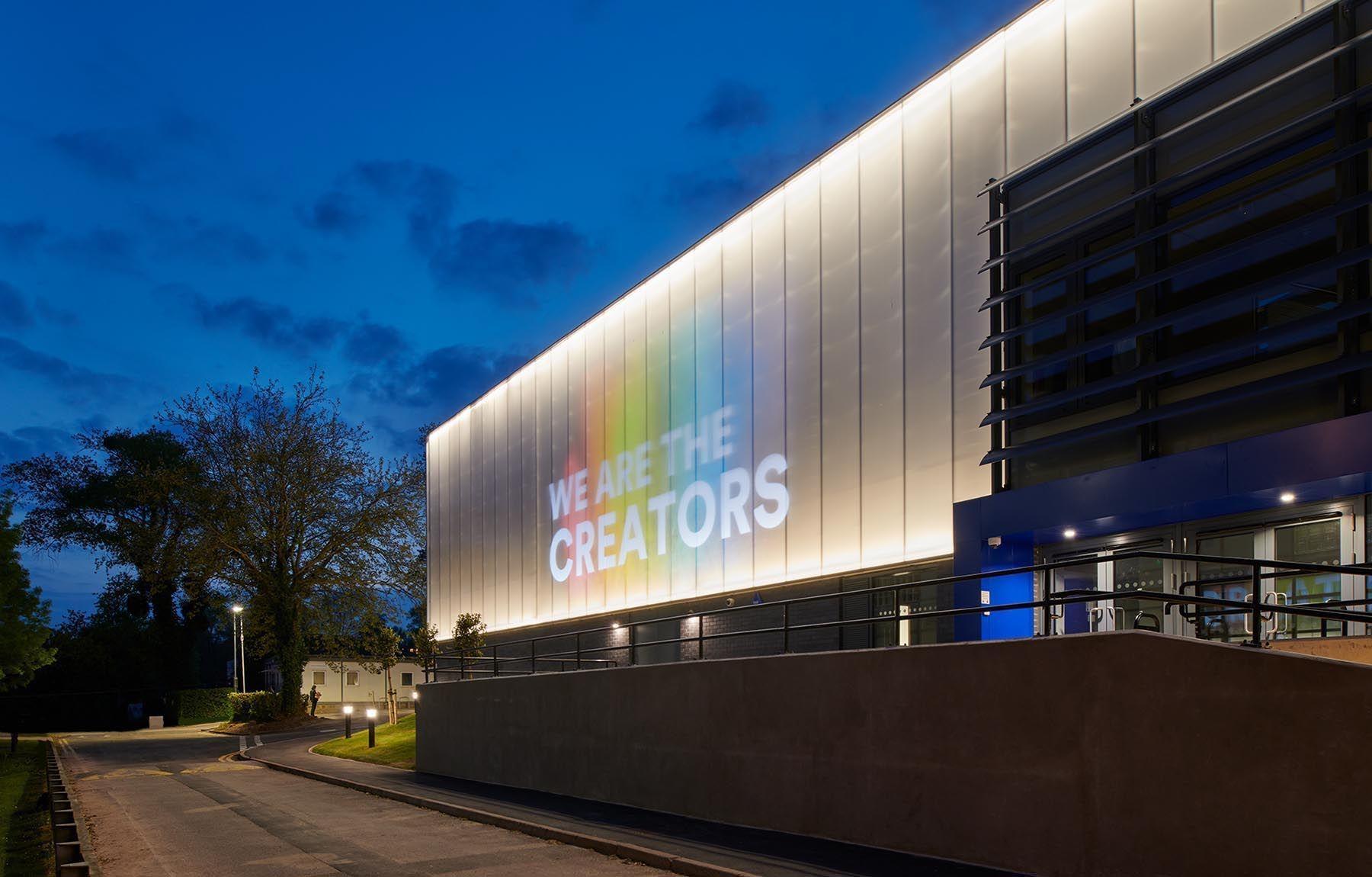 UCA Farnham Film and Media Centre