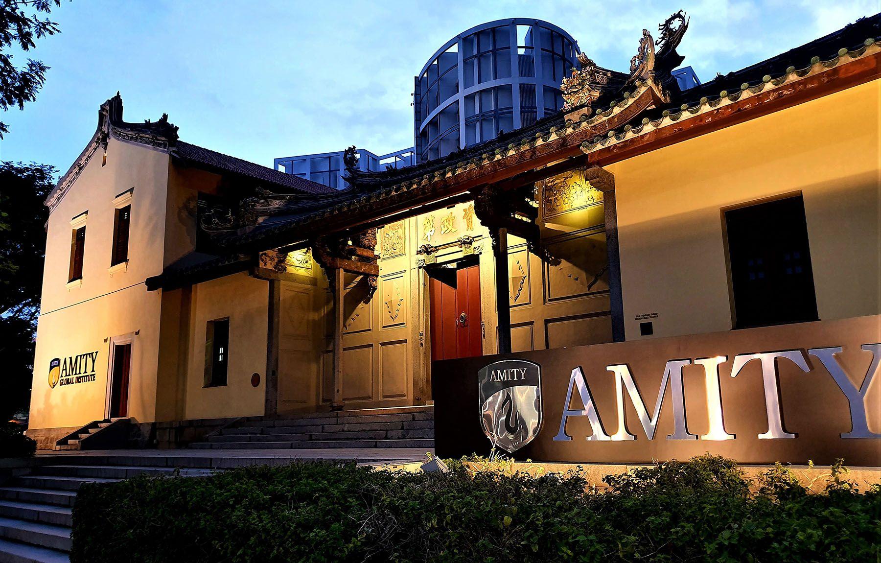 UCA partners with Amity Singapore