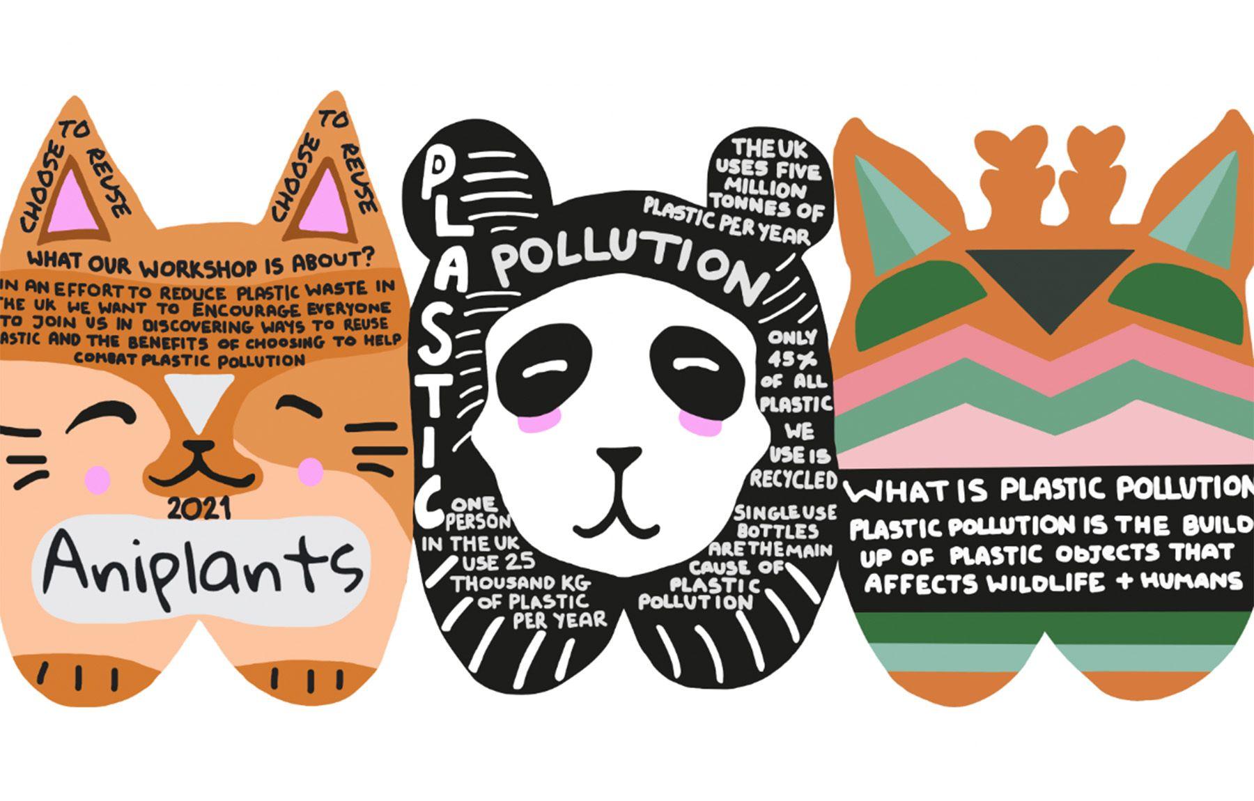 National Festival of Making news header Caitlin Wyatt graphic design Epsom