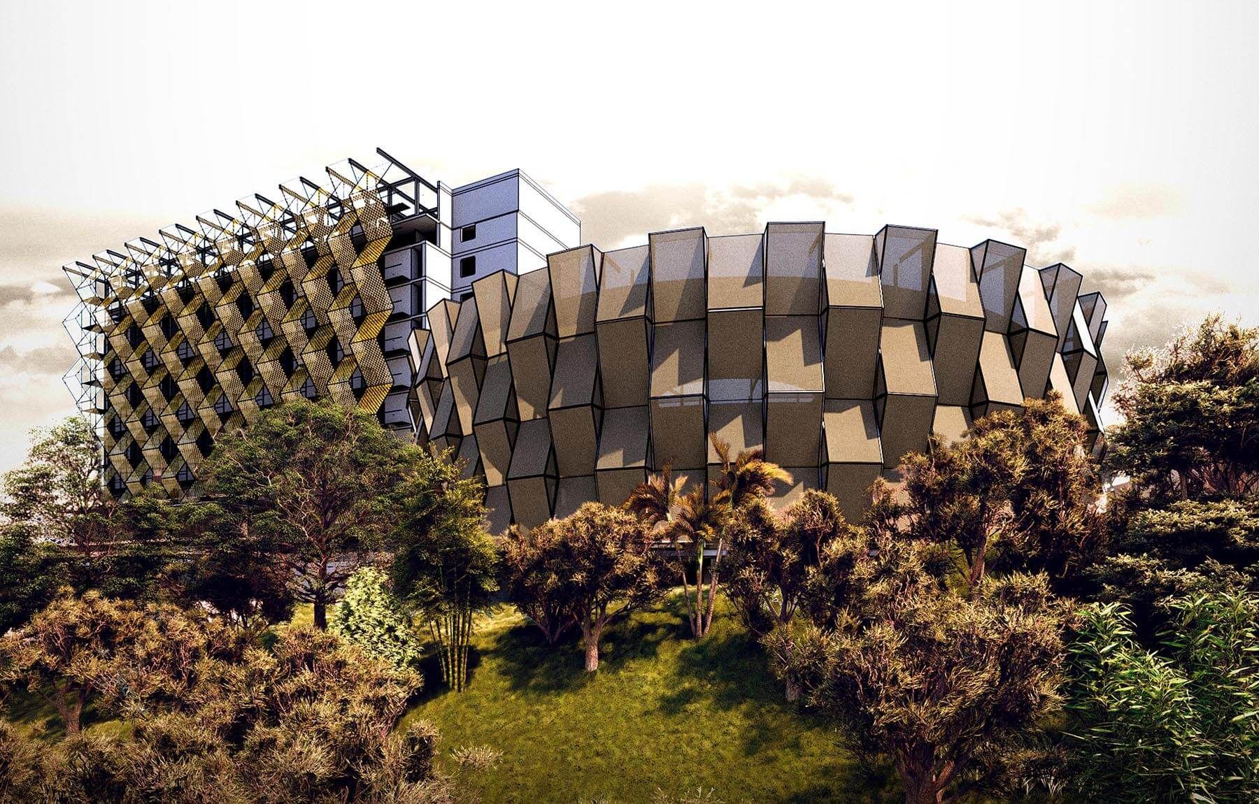 Toko Andrews, Master of Architectre, UCA Canterbury