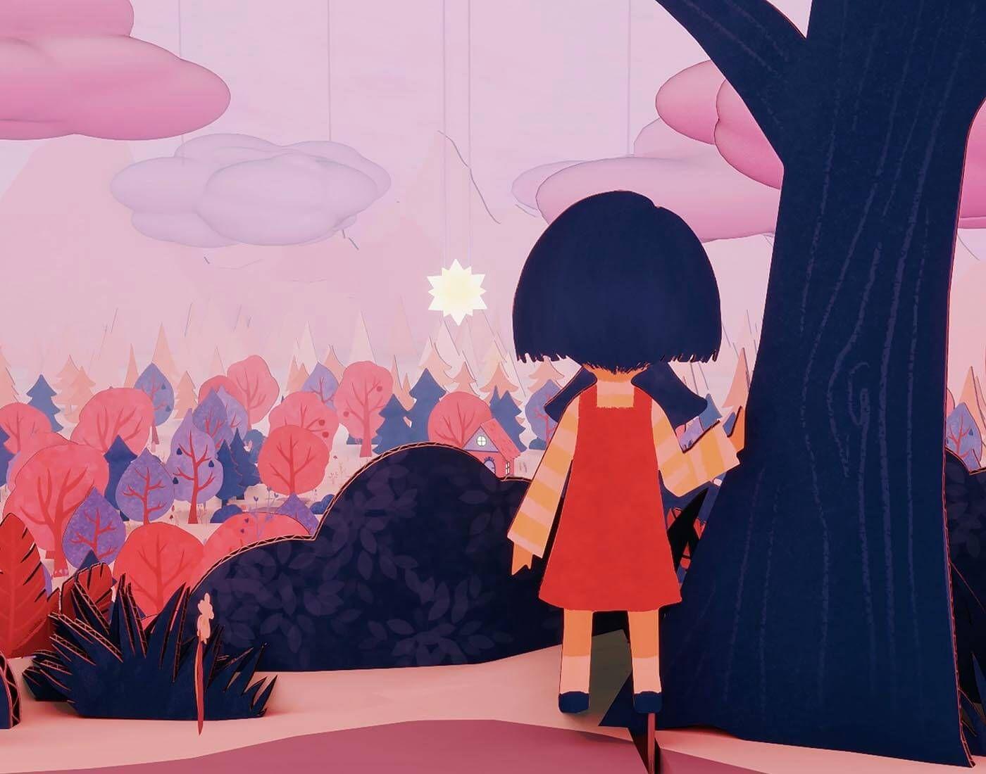 Mandy Burton, BA (Hons) Animation, UCA Farnham