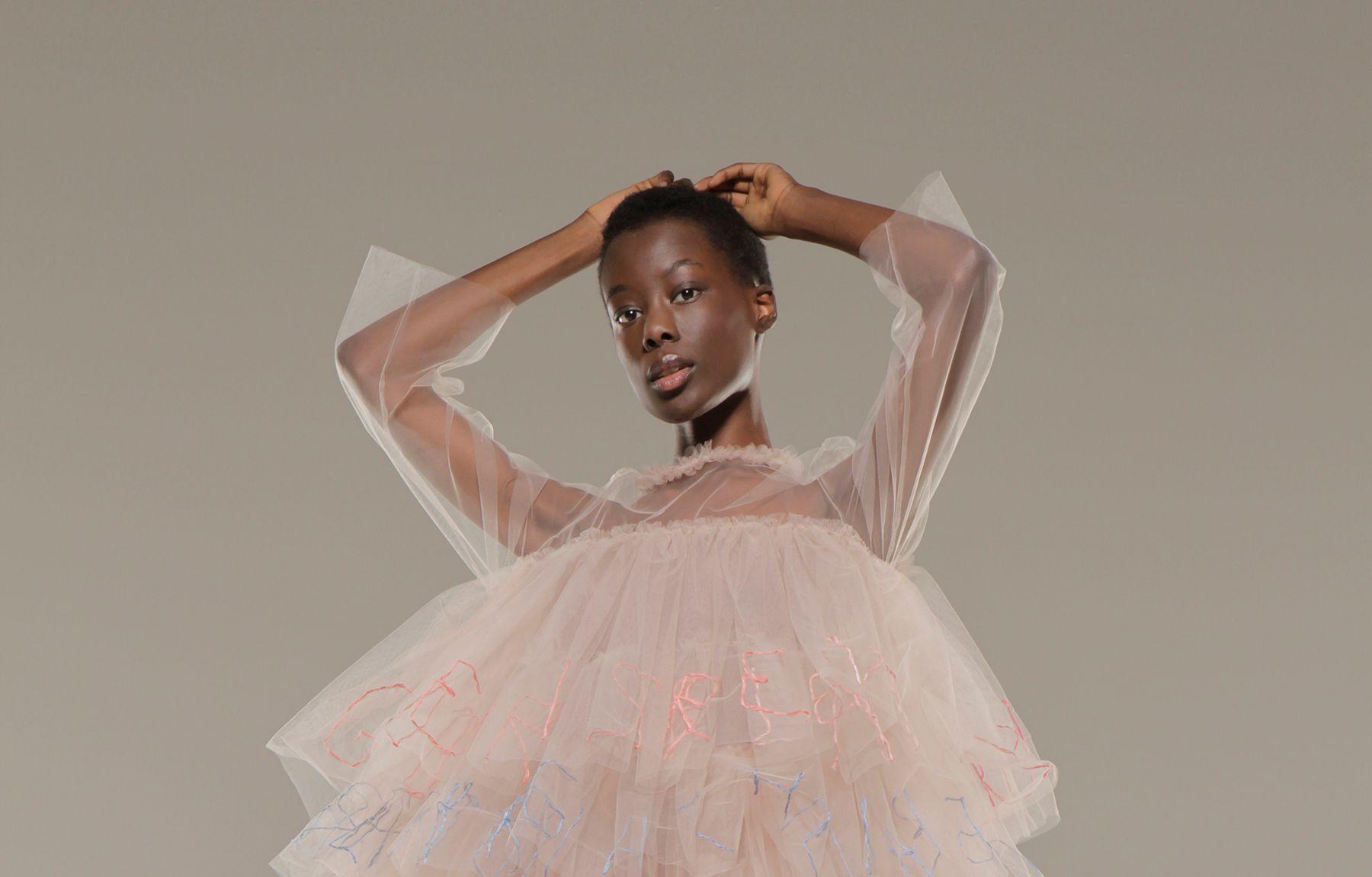 Georgia Panagiotou, BA (Hons) Fashion Design, UCA Rochester