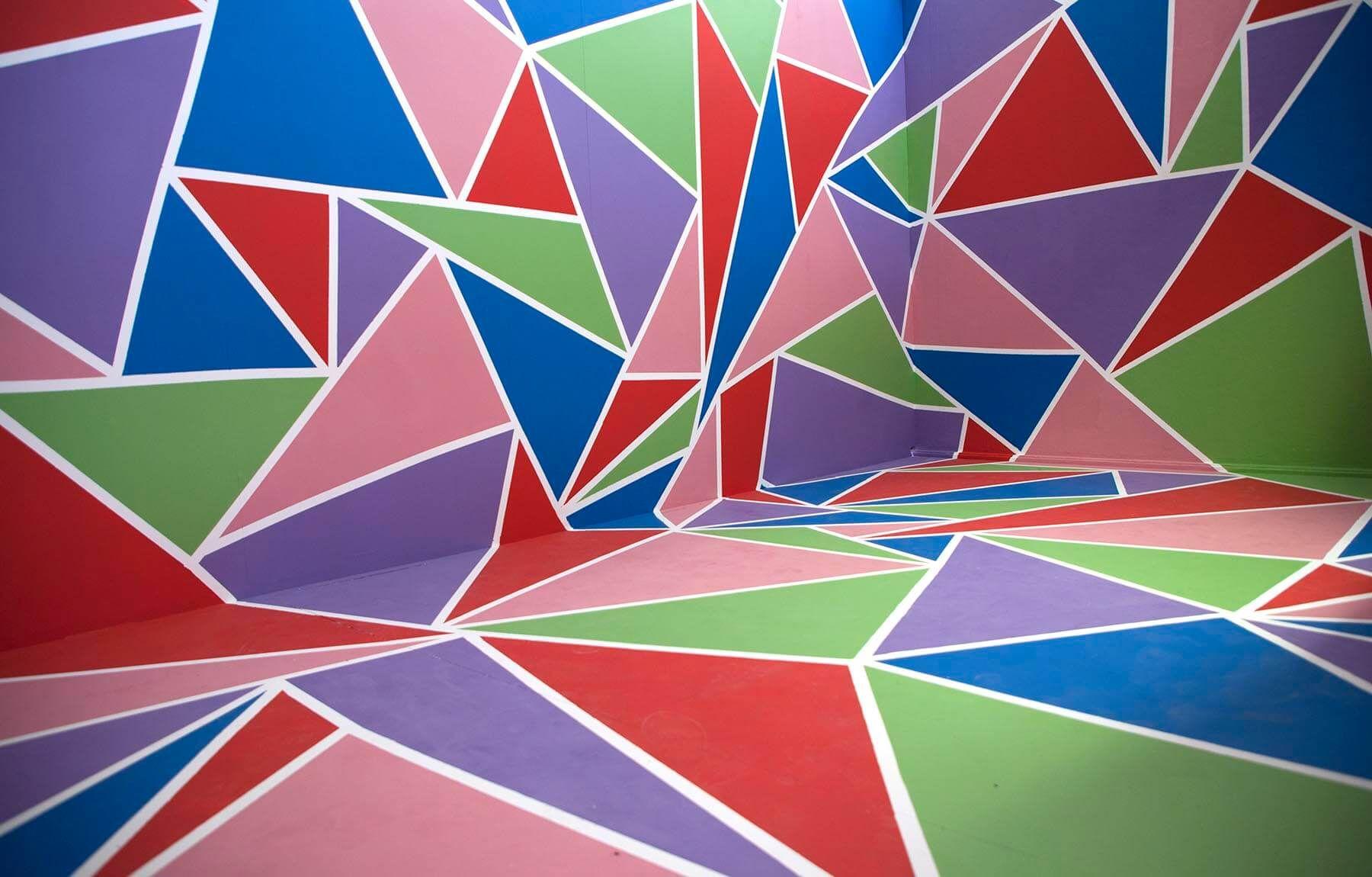 Student work from BA (Hons) Fine Art Farnham