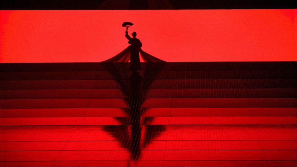 Madame Butterfly at the MET Opera